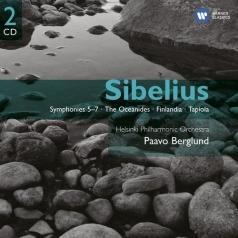 Helsinki Philharmonic Orchestra (Хельсинкский филармонический оркестр): Symphonies Nos 5-7