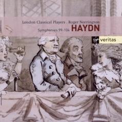Roger Norrington (Роджер Норрингтон): Symphonies Nos. 99 - 104