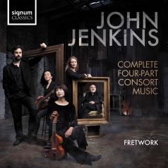 Fretwork: Jenkins: Four-Part Consort Music