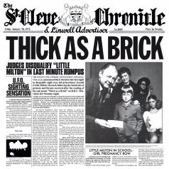 Jethro Tull (ДжетроТалл): Thick As A Brick (40TH ANNIVERSARY)