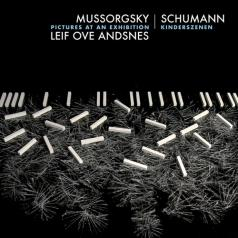 Leif Ove Andsnes (Лейф Ове Андснес): Pictures at an Exhibition & Kinderszenen