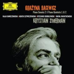 Krystian Zimerman (Кристиан Цимерман): Bacewicz: Piano Sonata 2, Quintets 1 & 2