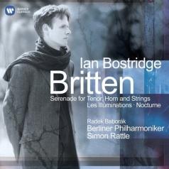 Ian Bostridge (Иэн Бостридж): Les Illuminations Serenade; Nocturne