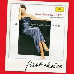 """Anne-Sophie Mutter (Анне-Софи Муттер): Beethoven: Violin Sonatas """"Spring"""" & """"Kreutzer"""""""