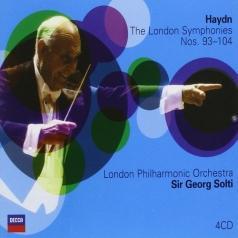 "Sir Georg Solti (Георг Шолти): Haydn: 12 ""London"" Symphonies"