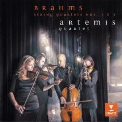 Artemis Quartet (Артемис Квартет): String Quartets Nos 1 & 3