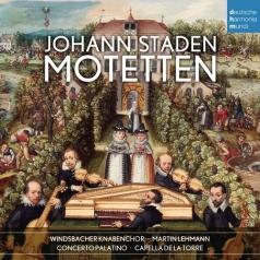 Windsbacher Knabenchor: Motetten