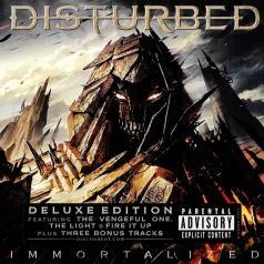 Disturbed (Дистурбед): Immortalized