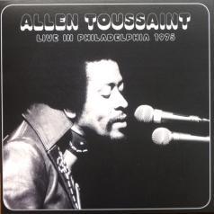 Allen Toussaint (Алан Туссен): Live in Philadelphia 1975
