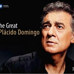 Placido Domingo (Пласидо Доминго): The Great Placido Domingo - 75 Anniversary