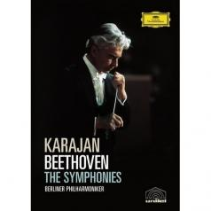 Herbert von Karajan (Герберт фон Караян): Beethoven: Cycle