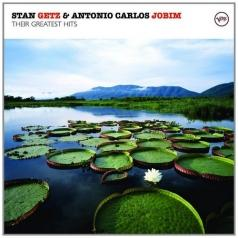 Stan Getz (Стэн Гетц): Their Greatest Hits With Antonio Carlos Jobim