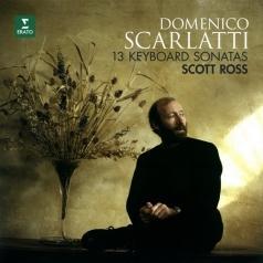 Scott Ross (Cкотт Росс): Scarlatti: 13 Sonatas