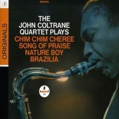 John Coltrane (Джон Колтрейн): The John Coltrane Quartet Plays