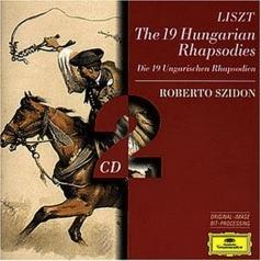 Roberto Szidon (Роберт Зидон): F. Liszt - Hungarian Rhapsodies