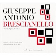 La Cetra Baroque Orchestra Basel (Барочный оркестр Четра Базель): Concerti, Sinfonie, Ouverture. (Reissue From Harmonia Mundi)