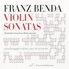 Leila Schayegh (Лейла Шайег): Violin Sonatas