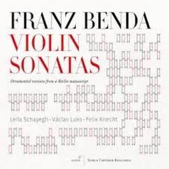 Leila Schayegh: Violin Sonatas