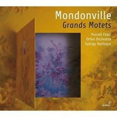 Purcell Choir: Mondonville, Jean-Joseph Cassanуa De - Grands Motets/Purcell Choir, Orfeo Orchestra, Gyorgy Vashegyi