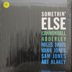 Cannonball Adderley (Кэннонболл Эддерли): Somethin' Else
