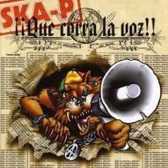 Ska-P (Ска-Пи): Que Corra La Voz