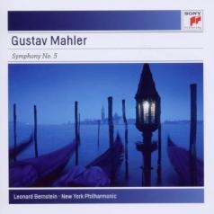 Leonard Bernstein (Леонард Бернстайн): Symphony No.5 - Sony Classical