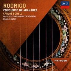 Charles Dutoit (Шарль Дютуа): Rodrigo: Concierto De Aranjuez