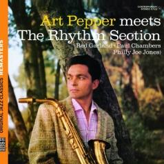 Art Pepper (Чет Бейкер): Meets The Rhythm Section