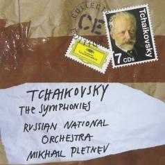 Михаил Плетнёв: Tchaikovsky: The Symphonies