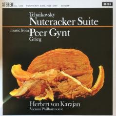 Herbert von Karajan (Герберт фон Караян): Tchaikovsky: Nutcracker Suite; Grieg: Peer Gynt