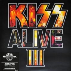 Kiss (Кисс): Alive III