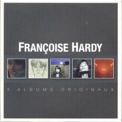 Francoise Hardy (Франсуаза Арди): Original Album Series