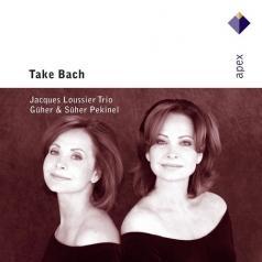 Guher Pekinel (Гухер Пекинел): Take Bach