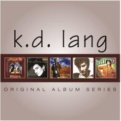 K.D. Lang (Кэтрин Дон Ланг): Original Album Series