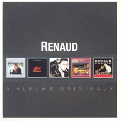 Renaud (Рено): Original Album Series