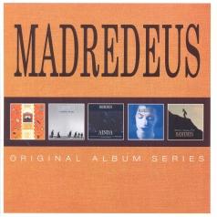 Madredeus (Мадредеуш): Original Album Series