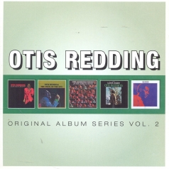 Otis Redding (Отис Реддинг): Original Album Series