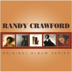 Randy Crawford (Рэнди Кроуфорд): Original Album Series