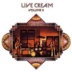 Cream (Скреам): Live Cream Vol II