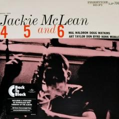 Jackie McLean (Джеки МакЛин): 4, 5 And 6
