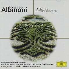 Trevor Pinnock (Тревор Пиннок): Albinoni: Adagio & Concerti