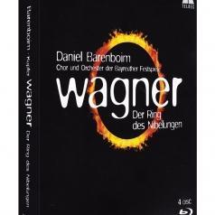 Daniel Barenboim (Даниэль Баренбойм): Der Ring Des Nibelung