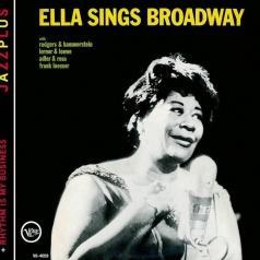 Ella Fitzgerald (Элла Фицджеральд): Sings Broadway/ Rhythm Is My Business