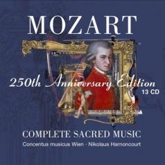 Nikolaus Harnoncourt (Николаус Арнонкур): Complete Sacred Music