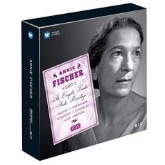 Annie Fischer (Анни Фишер): The Complete London Studio Recordings