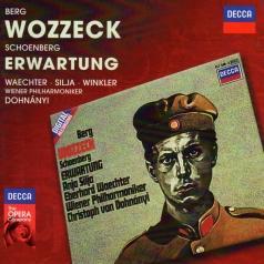 Christoph Von Dohnanyi (Кристоф фон Донаньи): Berg: Wozzeck