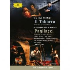 James Levine (Джеймс Ливайн): Puccini: Il Tabarro / Leoncavallo: Pagliacci