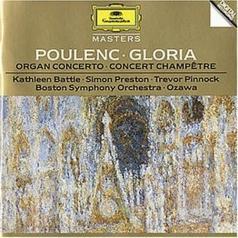 Seiji Ozawa (Сэйдзи Одзава): Poulenc: Gloria