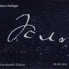 Heinz Holliger (Хайнц Холлигер): Heinz Holliger: Scardanelli-Zyklus Fur Solo-Flote, Kleines Orchester Und Gemischten Chor