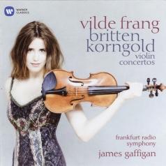 Vilde Frang (Вильде Франг): Violin Concertos
